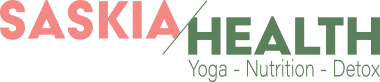 Saskia Health – Health Coach, Nutritionist, Yoga Teacher Logo